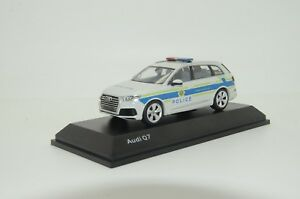 RARE ! NEW Audi Q7 Zimbabwe Police Custom Made 1/43