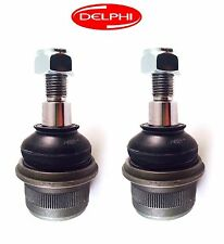 Mercedes Front Lower Ball Joint Set of 2 (Steering Knuckle - Control Arm) DELPHI