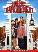 Home Improvement: The Complete Sixth Season [New DVD]
