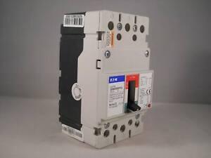 Eaton MCCB 50 Amp Triple Pole 50A 3 Phase Series G GEE3050FFG GEB3050FFG