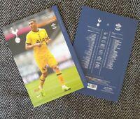 Tottenham Hotspur Spurs v Southampton PREMIER LEAGUE Programme 21/4/21 IN STOCK!