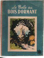 CALVO. La belle au bois dormant. Editions GP 1947 (CO2)