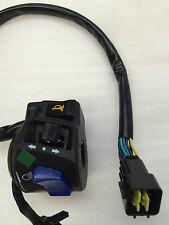 Megelli Waterproof Left Hand Switch Assembly Motard 125M Naked 125S Sport 125R