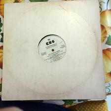 8 - LP 33 giri disco PROMO CBS Kansas,Nantuckey,Aerosmith,Boston,Journey  2/3/16