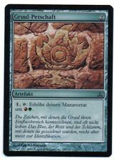 MTG German Foil Gruul Signet Guildpact NM-
