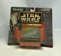 Vintage Star Wars Micro Machines Die Cast Metal Imperial Star Destroyer - New