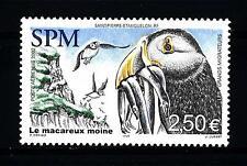 ST. PIERRE E MIQUELON - PA - 2002 - I grandi migratori - Pulcinella di mare