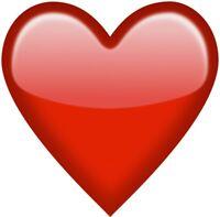 chapa Corazón Amor San Valentin Enamorado Amar boton Badge pin imperdible 58 mm