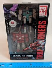 Transformers Titans Return Cloudraker & Wingspan Walgreen's Exclusive MIB
