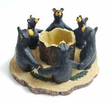 "Bearfoots by Jeff Fleming ""Circle of Bears"" Big Sky Carvers"