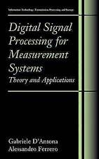 Digital Signal Processing for Measurement Systems: Theory and-ExLibrary