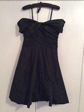 Black Cocktail/ball dress By Hobbs.