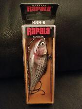 Rapala Rattlin RNR08-S
