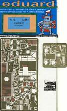 eduard - Fiat Br-20 Interior Parti di acquaforte 1:72 Modello kit Bomber Italeri