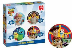 Jumbo Disney Toy Story 4 Puzzle 4-in-1 20 Teile