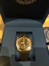 Squale 1553 vintage diver 200m almost NEW