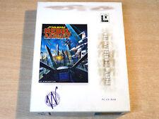 PC CD Rom Big Box - Star Wars Rebel Assault by Lucasarts