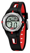 Calypso Kinderuhr by Festina Kids digital K5506/1 Sport Armbanduhr Datum