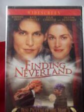 Finding Neverland (DVD, 2005, Widescreen)  Brand New