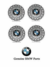 4 Wheel Center hub Cap 15/16'' BBS 171mm OEM cover roundel emblem BMW E30