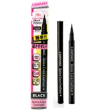 [CANMAKE] Japan Quick Easy Slim Felt-Tip Liquid Eyeliner 01 BLACK NEW