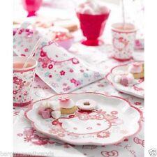 Articles de fête rose Hello Kitty pour la maison