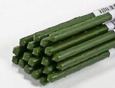 "(200) PANACEA  4'  /  48"" METAL PLANT STAKE GREEN COATING STURDY STAKES - 89796"