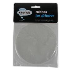 "Quality CHEF AID Rubber Jar + Bottle Gripper Opener EASY 5"" 12.5cm diam"