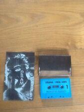 Paul Haig Drama cassette josef k
