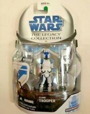 Star Wars Legacy Collection BD 16 2008 Clone Trooper 5D6-RA7 Head Droid Factory