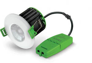 JCC V50 LED Downlight - With your choice of bezel colour