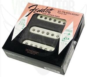 NEW! Fender Vintage '65 Stratocaster Pickup Set (099-2237-000)