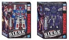 New Transformers Siege War For Cybertron WFC Leader Ultra Magnus & Shockwave Set