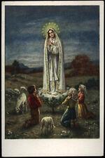"santino-holy card""""ediz. NB serie 15  n.50 MADONNA DI FATIMA"