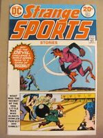 Strange Sports Stories #1 DC Comics 1973 Series 9.2 Near Mint-
