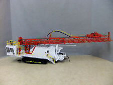 "TWH Sword Bucyrus 49HR Blasthole Drill ""Red/White"" 1:50 TWH022 01050 USED  BMS2"