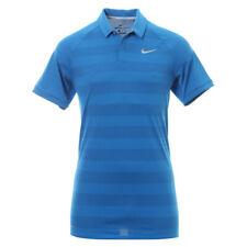 Nike Golf  Men's Polo Shirt Dri-Fit Zonal Cooling Stripe Brand New Size Large