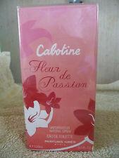 Cabotine Fleur De Passion Eau De Toilette 100ml New Sealed In Box