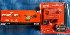 Milwaukee 48-59-1850 M18 5 Amp Battery Charger Combo Grinder 2780-20 New Combo