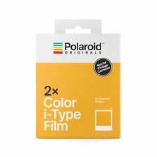 Polaroid Instant Color Film for I-Type - Double Pack, 16 Photos (4836)