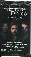 Vampire Diaries Season 1 Factory Sealed Packet / Pack