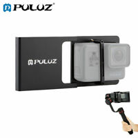 PULUZ Mobile Gimbal Switch Mount Plate Adapter For GoPro HERO&  DJI Osmo Action