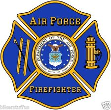 """AIR MOBILITY COMMAND AIR FORCE TOOLBOX CAR BUMPER 4/"""" STICKER DECAL MADE IN USA"""