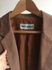Issey Miyake Tailored/Cocoon style Jacket padded shoulder size M