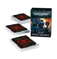 Datacards Space Marines Warhammer 40k Presale10/10 F&F