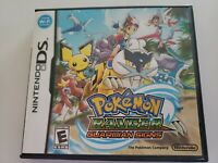 Pokemon Ranger Guardian Signs (Nintendo DS) Case & Manual Only ***NO GAME***