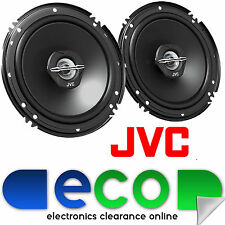 "Mazda 3 2003 - 2009 JVC 6.5"" 16cm 600 Watts Rear Door Car Speakers Upgrade Kit"