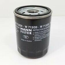 041-8155 Mann 99310720302 Oil Filter fits 1995-98 Porsche & 2015 Hyundai Tucson