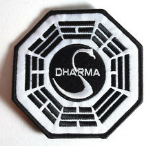 "LOST TV Series Dharma Snake  Logo 4"" Embroidered Patch (LOPA-101)"