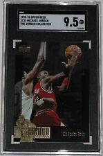 1995 Upper Deck The Jordan Collection #JC13 Michael Jordan SGC 9.5 MINT+